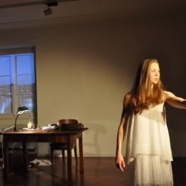 Vale (Abschied), Kulturzentrum bei den Minoriten, Graz, 2014 (Anna Christine van Scharrel)