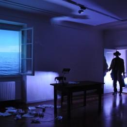 Vale (Abschied), Kulturzentrum bei den Minoriten, Graz, 2014 (Herwig Ofner)