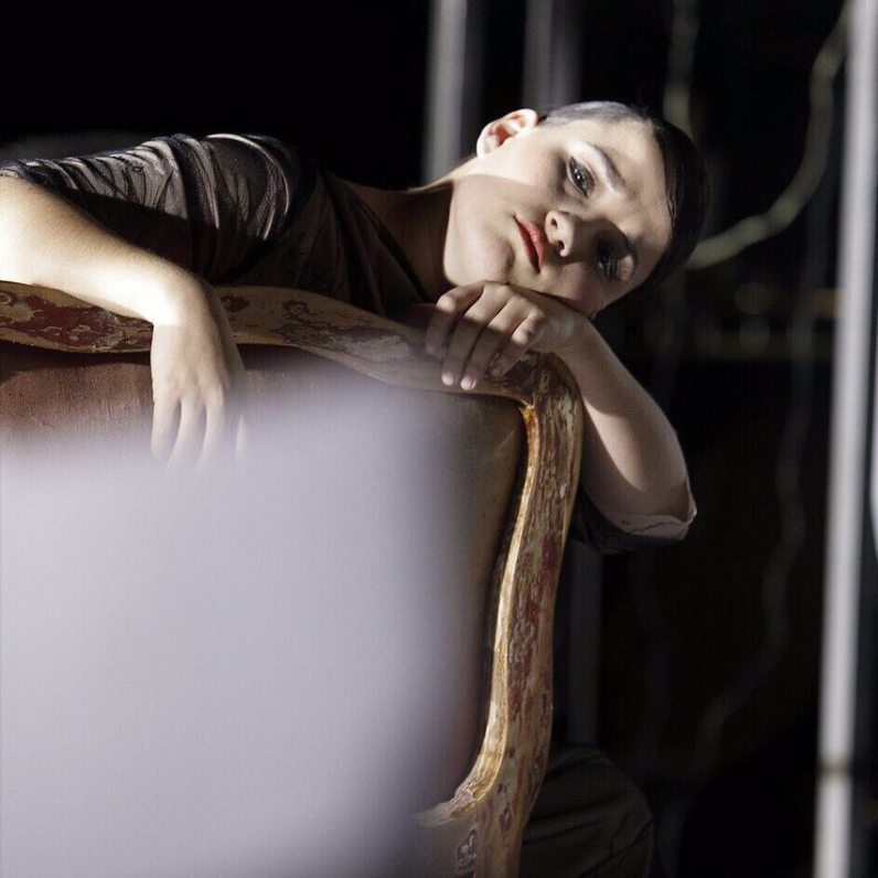 Elisabeth Schwarz in Forugh, Opernhaus Graz 2007